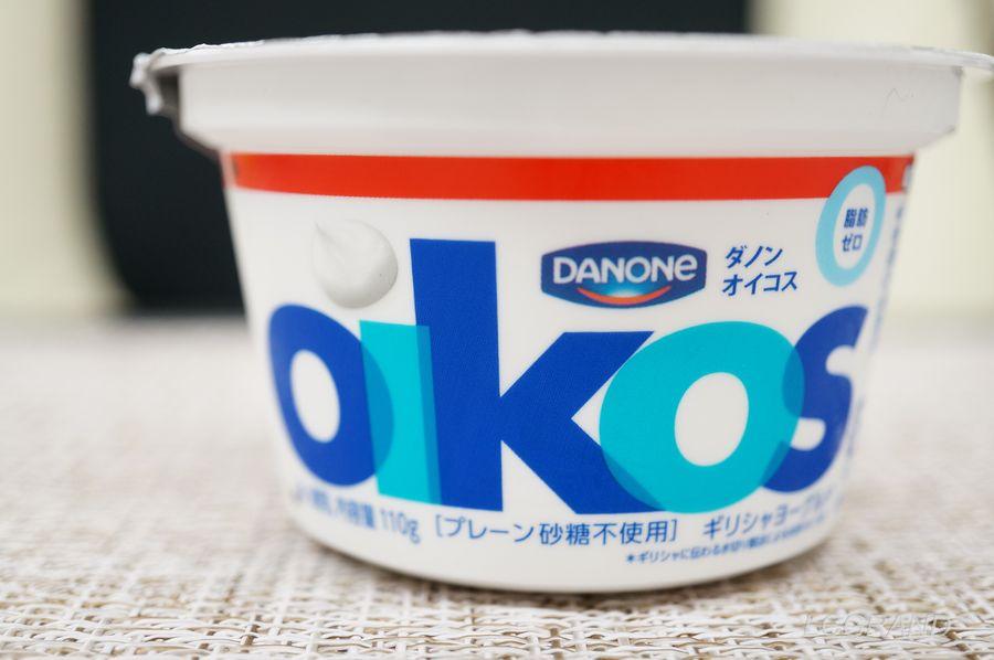 ダノン『オイコス』プレーン砂糖不使用は脂肪もゼロ