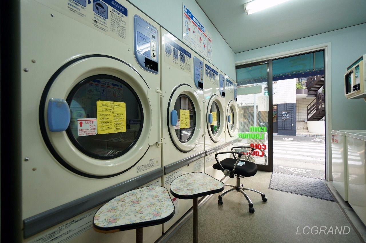 コインランドリーさちは4台の乾燥機があります。