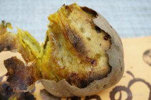 鹿児島産の安納芋はゴロっと大きいです