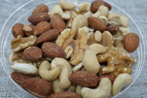 どれも美味しい、ライフ桜新町のナッツバイキングのナッツ