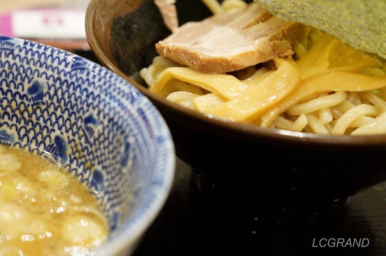 舎鈴さんの並サイズのつけ麺