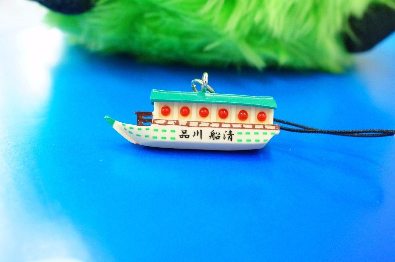 東京湾パーティークルーズ 船清 特製ストラップ
