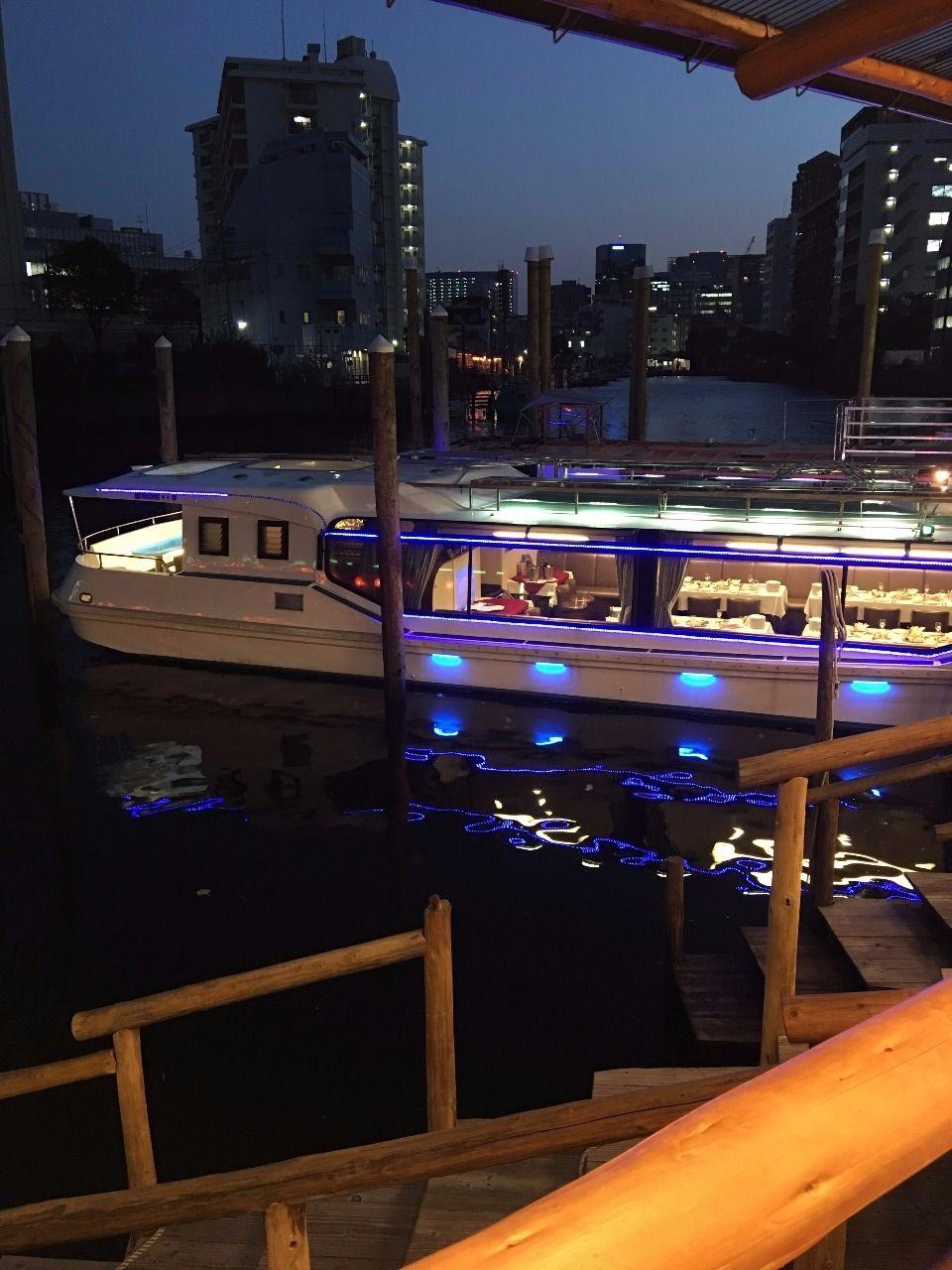 東京湾パーティークルーズ 船清 クルーザー iPhone6Sで撮影
