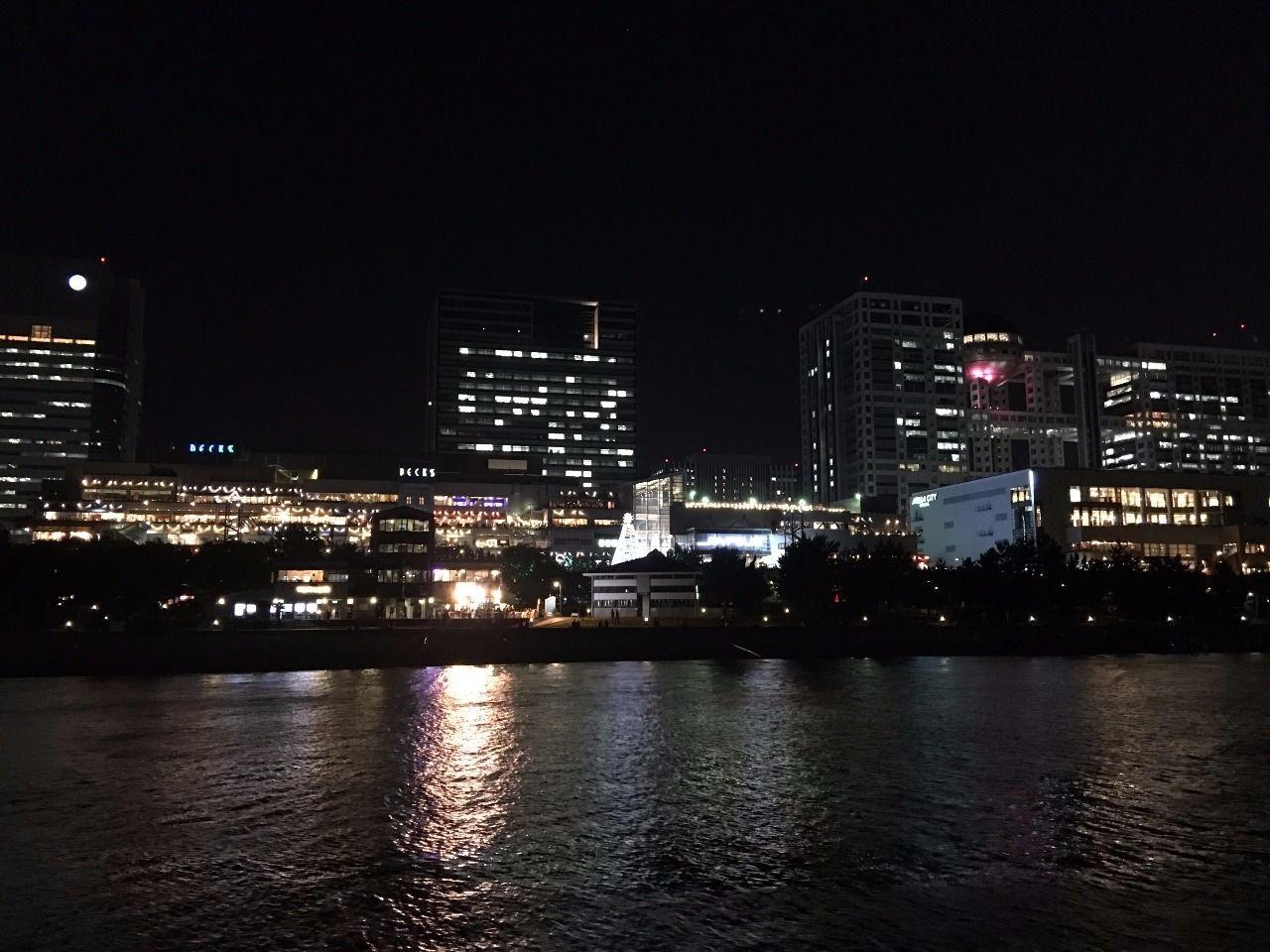 東京湾パーティークルーズ 船清 iPhone6Sで撮影